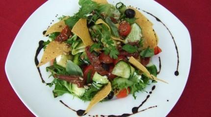 Fusion Antipasti Salad